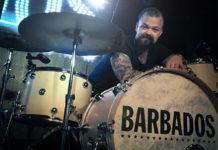 Ny trummis i Barbados